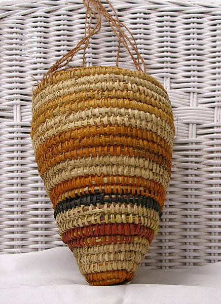 Bulpu Coiled Basket Image