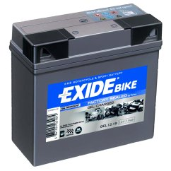 12 Volt Und 7 Anper Batterien Gell Eaton Cn35 Lighting Contactor Wiring Diagram Exide Gel G19 12v 19ah Batterie Ecke Batterieservice