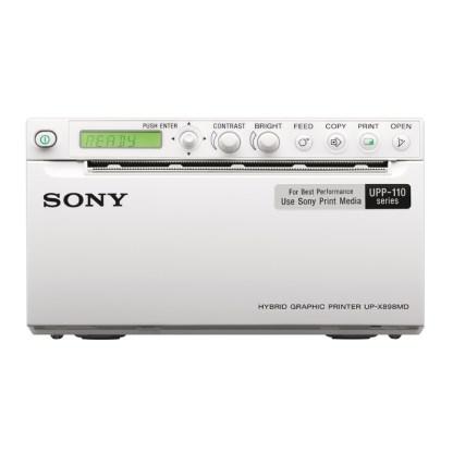 imprimante SONY échographie UP-X898MD face
