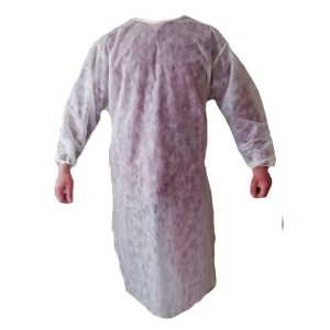 blouse à usage unique