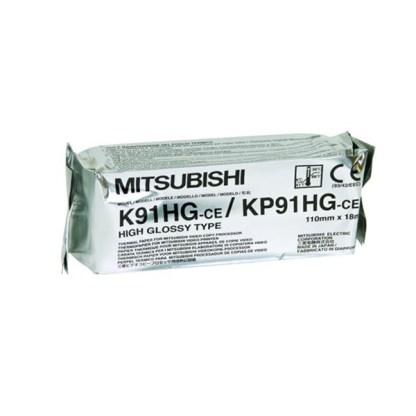 Papier Thermique MITSUBSHI K91HG