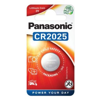 Pile bouton Panasonic CR2025