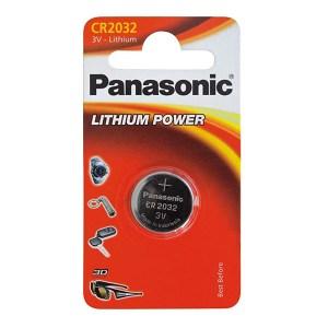 Pile alcaline Panasonic CR2032