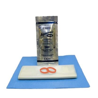 Soft Cover protection stérile pour sonde d'échographie superficielle
