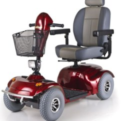 Power Wheelchair Batteries Medicare What Is The Point Of A Chair Rail Avenger Ga541 Mobility Scooter Heavy Duty 4-wheel Golden Tech