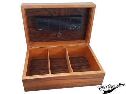 Cave à cigares DAVIDOFF N°7 (Humidor) - Old Cigar Items