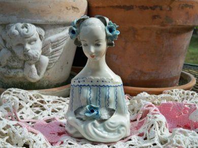 OldFashionedCharm  Vintage 1930s Cordey Lady Bust