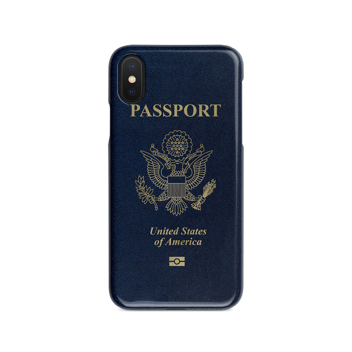 United States Of America Passport Phone Case Travel