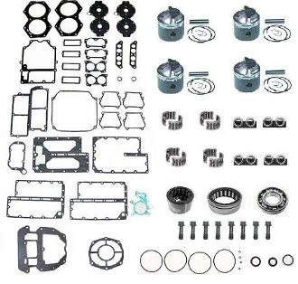 Powerhead Rebuild Kit Johnson & Evinrude V4 Turbo Jet 90