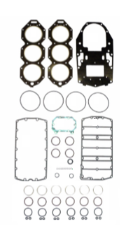 Gasket Kit Evinrude E-Tec 250-300hp H.O. Replaces;5007698