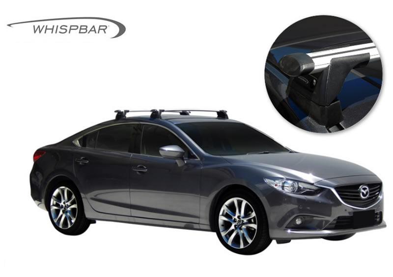 2014 Mazda 3 Hatchback Roof Rack