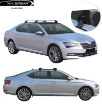 Skoda Superb Roof Racks Sydney
