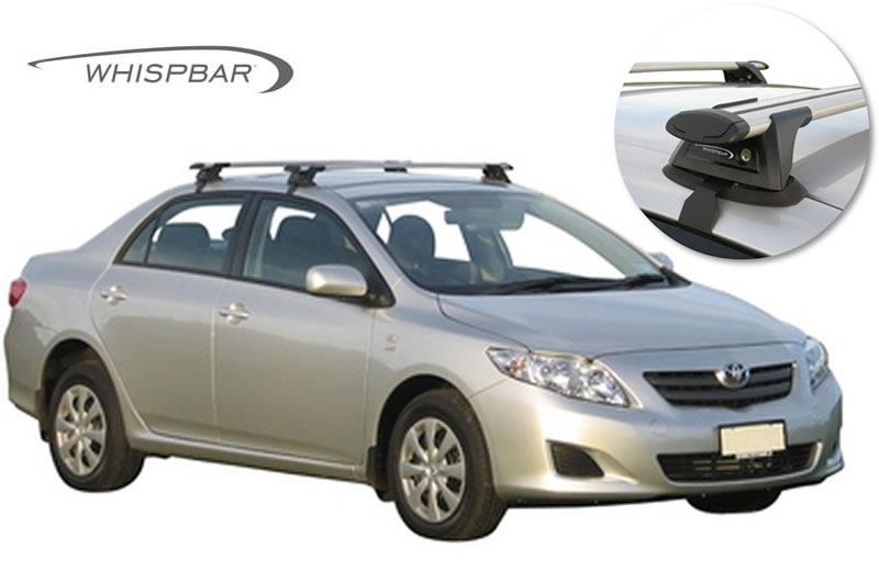 Toyota Corolla Sedan Roof Racks Sydney