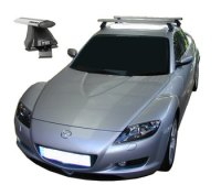 Mazda RX8 Roof Racks Sydney