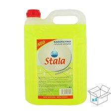 Stala, Καθαριστικό Γενικής Χρήσης με Άρωμα Λεμόνι, 4x4lt