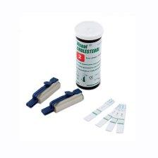 Visual Cholesterol ΤεστΧοληστερόληςΧωρίς Χρήση Συσκευής, 2 τμχ