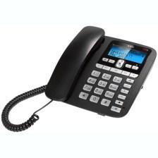 AEG Σταθερό Τηλέφωνο Voxtel C110 Μαύρο