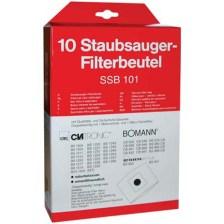 Σακούλες Για Ηλεκτρικές Σκούπες Clatronic και Bomann SSB 101
