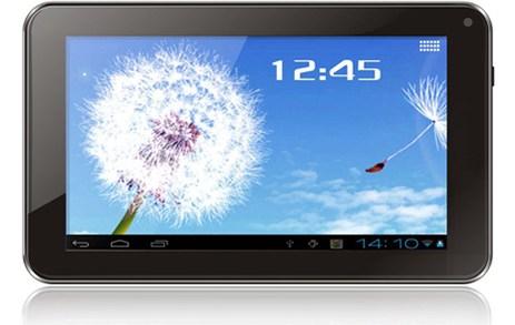 Tablet F&U ETB7514, 4GB, 7, Wi-Fi, Black
