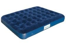 Campus Στρώμα Ύπνου Βελούδινο Διπλό 190x135x22, 410-1339