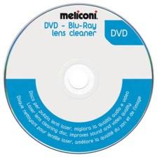 Meliconi 621012 DVD Καθαρισμού Κεφαλής lazer