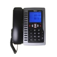 Σταθερό Τηλέφωνο Telco GCE 6097W, Χρώμα Μαύρο