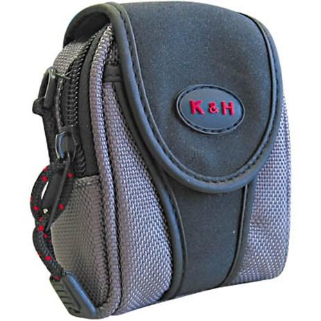 Τσάντα Φωτογραφικής Μηχανής K&H K 210G Γκρι