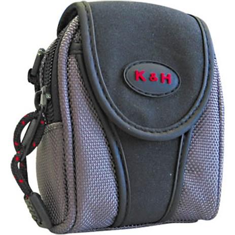 Τσάντα Φωτογραφικής Μηχανής K&H K 211G Γκρι