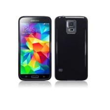 Θήκη TPU Gel για Samsung Galaxy S5 Solid Black