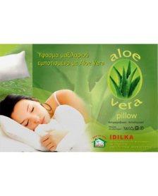 Μαξιλάρι Ύπνου Idilka, 50x70, Aloe Vera, Microfiber 500gr (9970021335)
