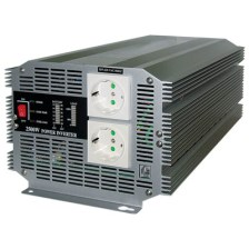Inverter 2500W 12Vdc σε 230Vac HQ-INVERTER 2500W-12V