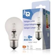 Λαμπτήρας Αλογόνου - Gls, E27, 53W, Warm White, 2000 Ωρών LAMP HQH E27 CLAS 004