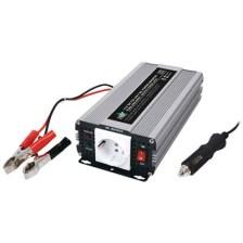 Inverter 300W Με Έξοδο Ημιτονικής Κυματομορφής 12 V Dc σε 230V Ac HQ-PURE 300-12