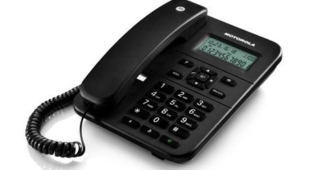 Σταθερό Τηλέφωνο Motorola CT202