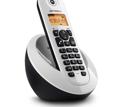 Ασύρματο Τηλέφωνο Motorola C601W