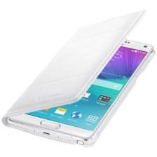 Samsung Original Flip Wallet White for Samsung Galaxy Note 4 (EF-WN910BWEGWW)