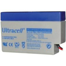 Μπαταρία μολύβδου Ultracell 12V 0.8Ah