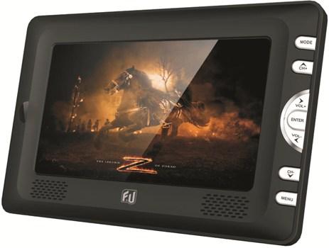 Φορητή Ψηφιακή Τηλεόραση 7'' F&U MPF77401