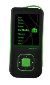 Συσκευή Αναπαραγωγής Πολυμέσων F&U MP5988 8GB