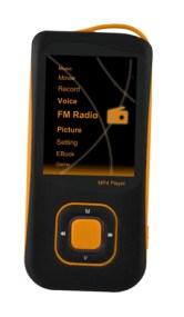 Συσκευή Αναπαραγωγής Πολυμέσων F&U MP5998 8GB
