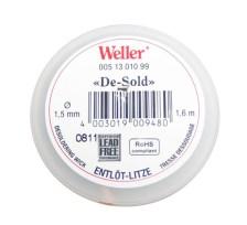 Weller, Σύρμα Αποκόλλησης Wick EL1 1.5mm, 9748