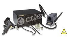CT Brand, Σταθμός Κόλλησης SMD CT-858, 6817
