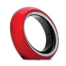 Ασύρματο Τηλέφωνο με Caller ID AEG EclipseE 10 Κόκκινο