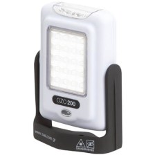 Φακός LED με Περιστρεφόμενη Βάση SAS 100-85-007