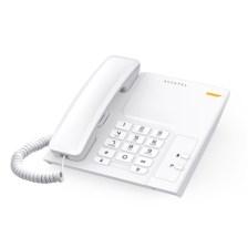 Σταθερό Τηλέφωνο Alcatel T26 White