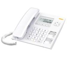 Σταθερό Τηλέφωνο Alcatel T56 White