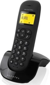 Ασύρματο Τηλέφωνο Alcatel C250 Black