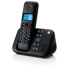 Ασύρματο Τηλέφωνο με Τηλεφωνητή Motorola T311