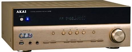 Ενισχυτής Ήχου 5.1 με USB Akai AS030RA-780B