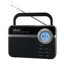 Ψηφιακό Ραδιόφωνο USB/SD Akai PR006A-471U